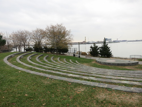 barretto point park amphitheater hunts point bronx nyc