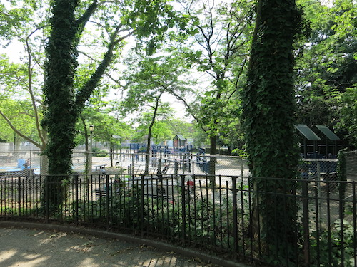 bath beach park playground brooklyn nyc
