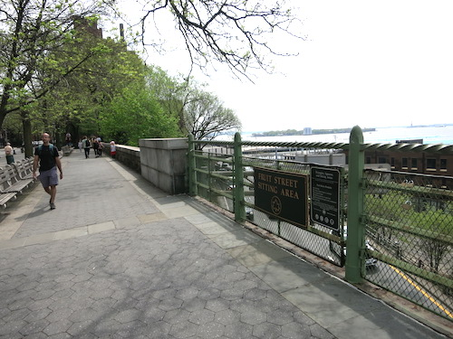 brooklyn heights promenade nyc