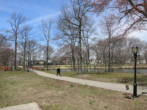 brookville park queens nyc conselyeas pond