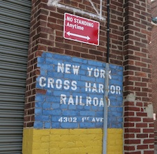 new york cross harbor railroad sunset park brooklyn