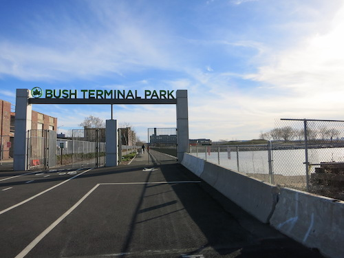 bush terminal park sunset park brooklyn