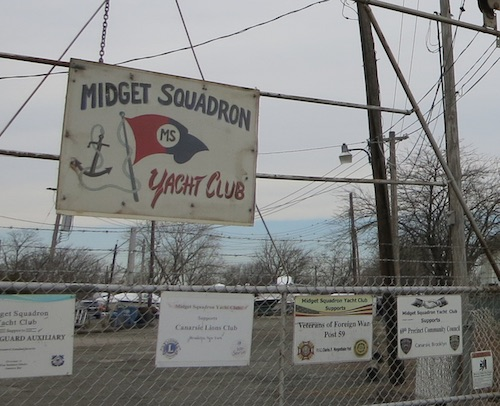 midget squadron yacht club canarsie brooklyn nyc