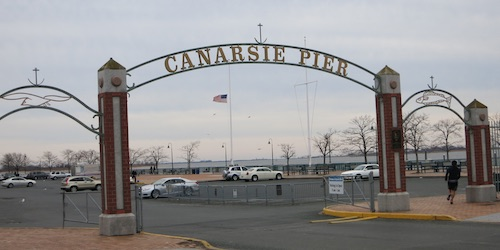canarsie pier brooklyn nyc