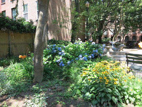 cobble hill park brooklyn nyc
