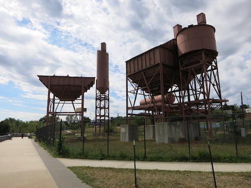 concrete plant park bronx nyc