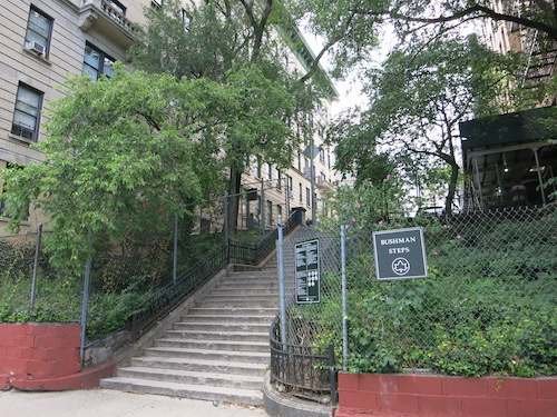 bushman steps manhattan harlem sugar hill hamilton heights nyc