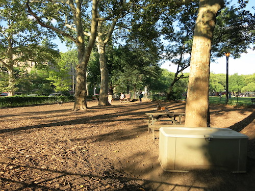 cooper park williamsburg brooklyn nyc