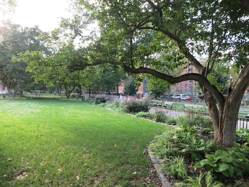 corlears hook park manhattan nyc