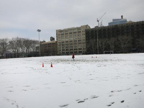 dewitt clinton park soccer