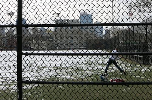 dewitt clinton park baseball