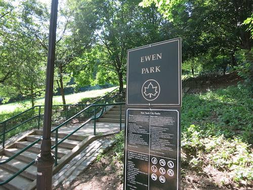 ewen park kingsbridge riverdale bronx nyc