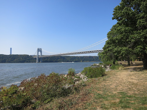 george washington bridge manhattan nyc