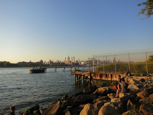 grand ferry park williamsburg brooklyn nyc