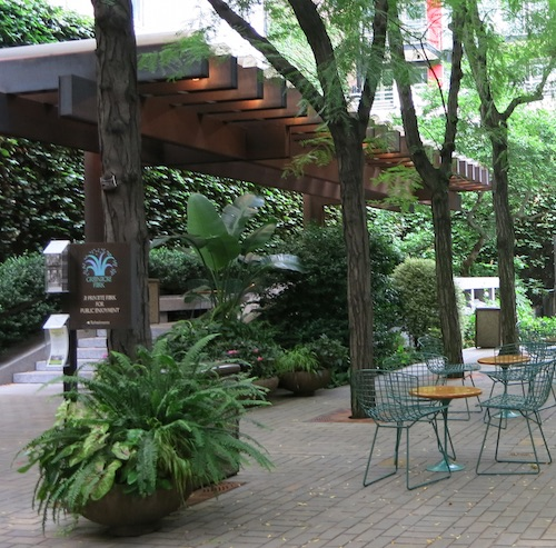 greenacre park manhattan nyc