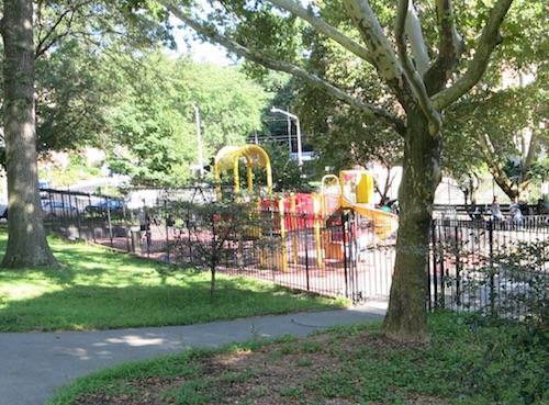 henry hudson park bronx nyc