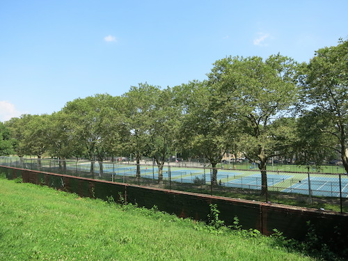 highland park ridgewood reservoir nyc