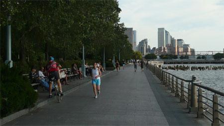 Park Odyssey Hudson River Park