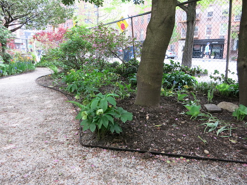 jane street garden west village manhattan greenwich village nyc