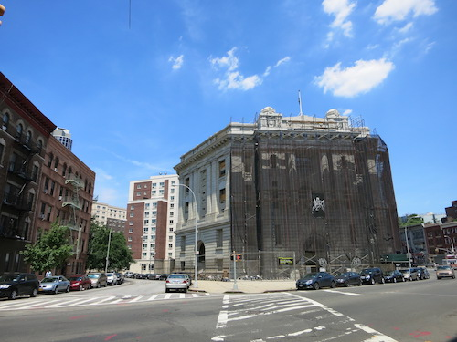 old bronx borough courthouse no longer empty nyc