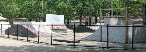 mullaly park bronx nyc