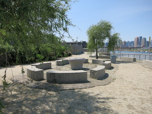 newtown creek nature walk greenpoint brooklyn nyc