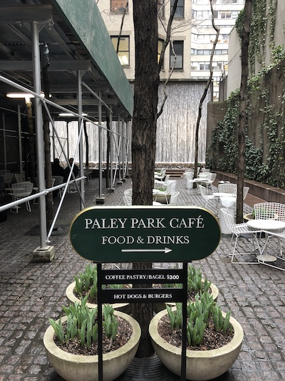 paley park manhattan nyc