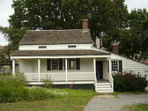 poe park poe cottage