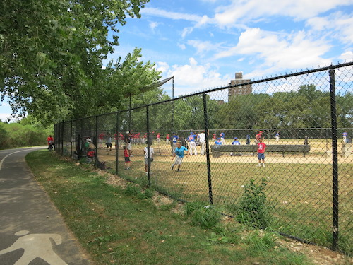 soundview park bronx river nyc