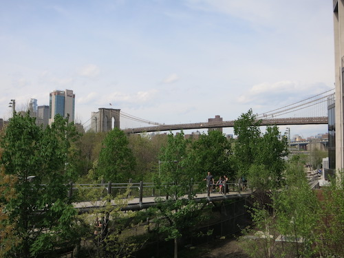 squibb park bridge brooklyn heights nyc