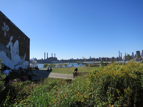 wnyc transmitter park greenpoint brooklyn nyc