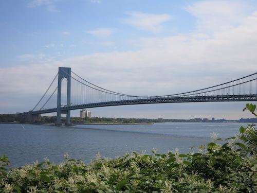 arthur von briesen park verrazano bridge staten island nyc