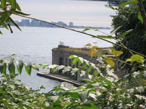 arthur von briesen park fort wadsworth staten island nyc