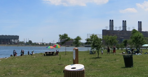randalls island wards island bronx kill sunken meadow picnic area nyc