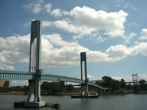 wards island bridge