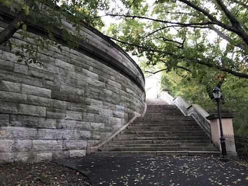 riverside park west harlem piers park manhattanville manhattan nyc