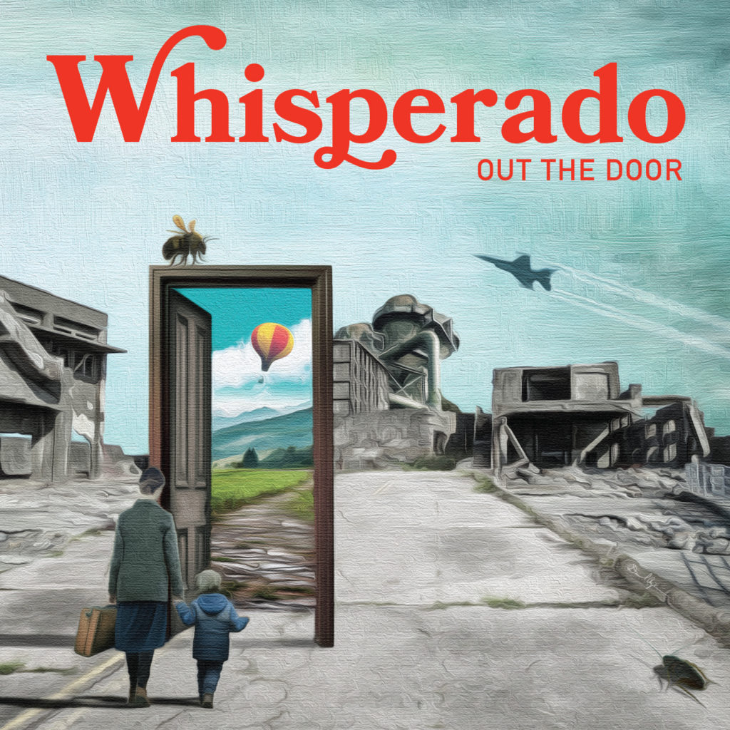 whisperado out the door